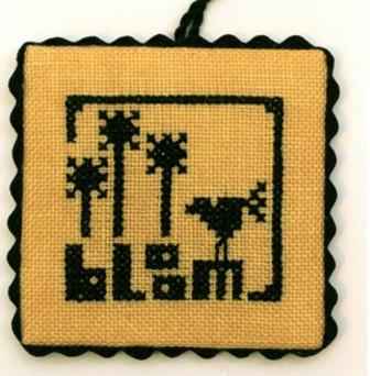 Heart in Hand Needleart - Blackout Spring-Heart in Hand Needleart - Blackout Spring- bloom, spring flowers, renewal, flowers, Easter, cross stitch