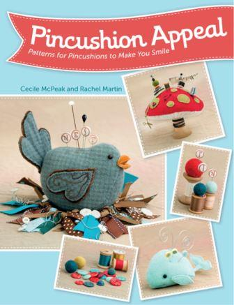 Just Another Button Company - Pincushion Appeal Book-Just Another Button Company - Pincushion Appeal