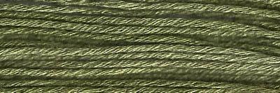Classic Colorworks - Fern Frond (Silk)-Classic Colorworks - Fern Frond Silk, olive green