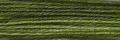 Classic Colorworks - Beanstalk (Silk)-Classic Colorworks - Beanstalk Silk, green