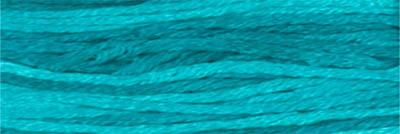 Classic Colorworks - Aqua Velvet (Silk)-Classic Colorworks - Aqua Velvet Silk, Aqua, Blue-Green