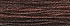 Classic Colorworks - Cappuccino -Crescent Colours, 007, Cappuccino, dark brown thread, cross stitch, embroidery, Hand Dyed Floss
