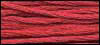 Classic Colorworks - Cherry Tomato  -Crescent Colours - Cherry Tomato - Hand Dyed Floss