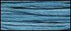 Classic Colorworks - Caribbean-Crescent Colours, Caribbean Waters, 050, ocean blue, cross stitch, embroidery threads, needlpoint, Hand Dyed Floss