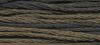 Classic Colorworks - Camouflage  -Crescent Colours, Camouflage, 063, Hand Dyed Floss, green thread,cross stitch, needlework
