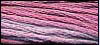 Classic Colorworks - Cashmere -Crescent Colours, Cashmere, 077, cross stitch, needlepoint, embroidery thread, Hand Dyed Floss