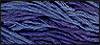 Classic Colorworks - Blue Beatrice -Crescent Colours, Blue Beatrice, #132, cross stitch, needlework, threads, Hand Dyed Floss