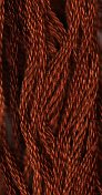Classic Colorworks - Brown Sugar  -Crescent Colours - Brown Sugar Hand Dyed Floss