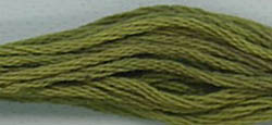 Classic Colorworks - Bean Sprout  -Crescent Colours, Bean Sprout, cross stitch, threads, needlework, Hand Dyed Floss, 184