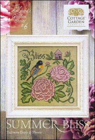 Cottage Garden Samplings - Songbird's Garden Part 6 - Summer Bliss