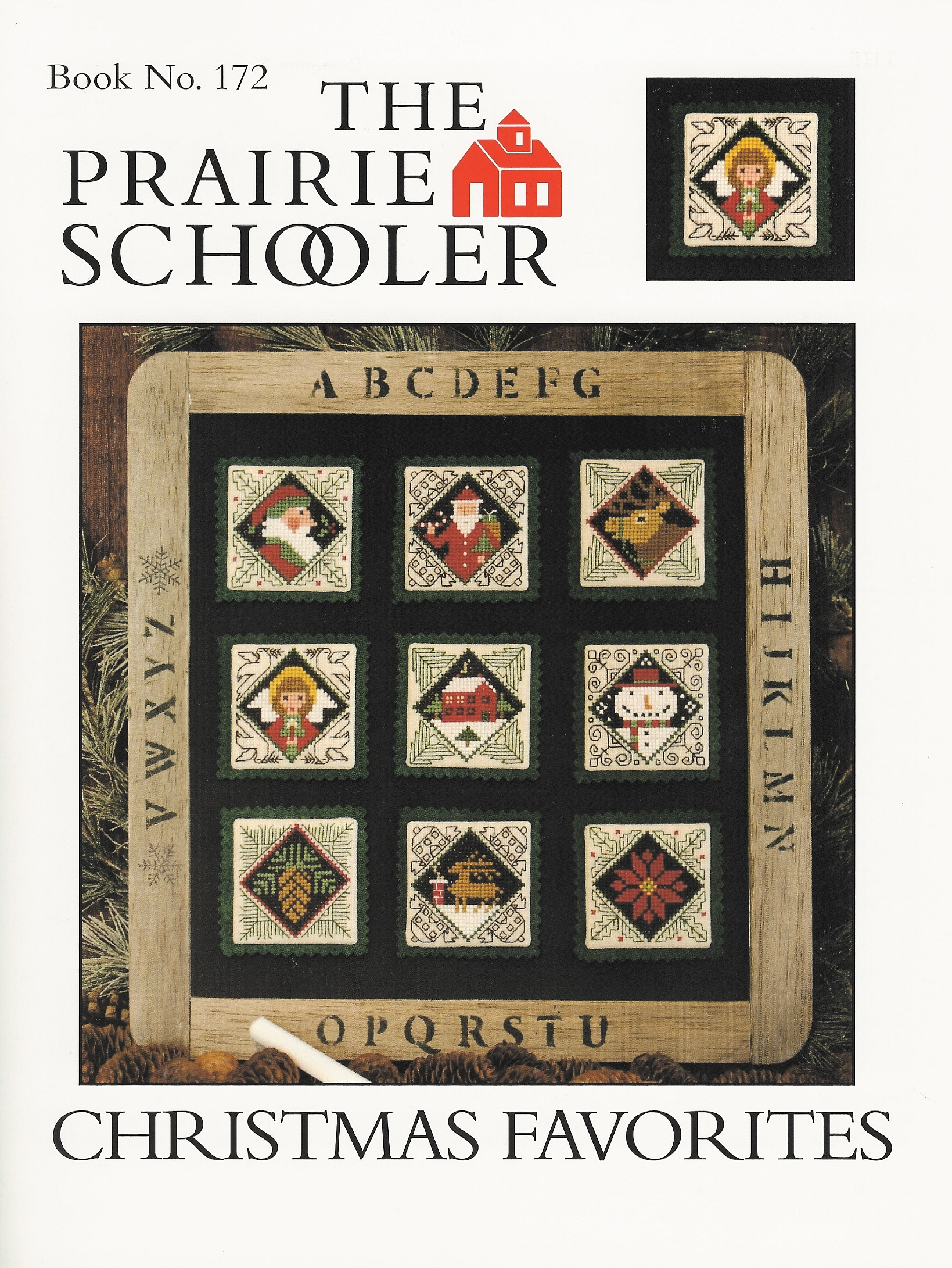 Prairie Schooler - Christmas Favorites Cross Stitch Pattern