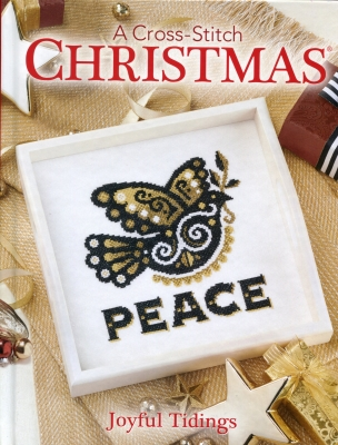Sunrise Craft & Hobby - A Cross-Stitch Christmas - Joyful Tidings-Sunrise Craft  Hobby - A Cross-Stitch Christmas - Joyful Tidings