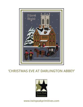 Twin Peak Primitives - Christmas Eve at Darlington Abbey-Twin Peak Primitives - Christmas Eve at Darlington Abbey