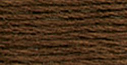 DMC 0898 Very Dark Coffee Brown Six Strand Floss