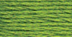 DMC 0906 Medium Parrot Green Six Strand Floss