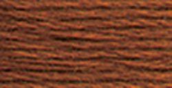 DMC 0975 Dark Golden Brown Six Strand Floss