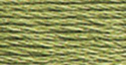 DMC 3052 Medium Green Gray Six Strand Floss