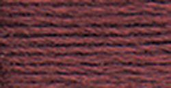 DMC 3802 Very Dark Antique Mauve Six Strand Floss