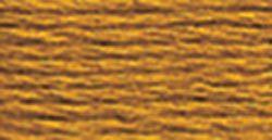 DMC 3829 Very Dark Old Gold Six Strand Floss