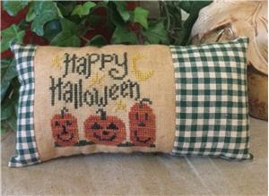 From The Heart - Needleart by Wendy - Happy Halloween Limited Edition Kit