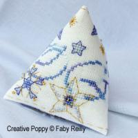 Faby Reilly Designs - Frosty Star Humbug-Faby Reilly Designs - Frosty Star Humbug,