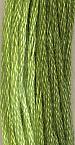 Gentle Art Sampler Threads - Spring Grass - Hand Over-dyed Floss-Gentle Art Sampler Threads - Spring Grass - Hand Over-dyed Floss