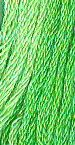 Gentle Art Sampler Threads - Kiwi - Hand Over-dyed Floss-Gentle Art Sampler Threads - Kiwi - Hand Over-dyed Floss