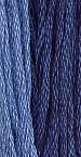 Gentle Art Sampler Threads - Presidential Blue - Hand Over-dyed Floss-Gentle Art Sampler Threads - Presidential Blue - Hand Over-dyed Floss
