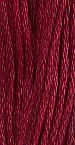 Gentle Art Sampler Threads - Cranberry - Hand Over-dyed Floss