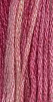 Gentle Art Sampler Threads - Poinsettia - Hand Over-dyed Floss-Gentle Art Sampler Threads - Poinsettia - Hand Over-dyed Floss