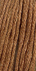 Gentle Art Sampler Threads - Tarnished Gold - Hand Over-dyed Floss-Gentle Art Sampler Threads - Tarnished Gold - Hand Over-dyed Floss