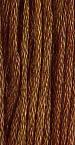 Gentle Art Sampler Threads - Cinnamon - Hand Over-dyed Floss-Gentle Art Sampler Threads - Cinnamon - Hand Over-dyed Floss
