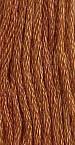 Gentle Art Sampler Threads - Nutmeg - Hand Over-dyed Floss-Gentle Art Sampler Threads - Nutmeg - Hand Over-dyed Floss