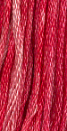 Gentle Art Sampler Threads - Hibiscus - Hand Over-dyed Floss-Gentle Art Sampler Threads - Hibiscus - Hand Over-dyed Floss