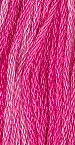 Gentle Art Sampler Threads - Bubblegum - Hand Over-dyed Floss