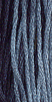 Gentle Art Sampler Threads - Deep Sea - Hand Over-dyed Floss-Gentle Art Sampler Threads - Deep Sea - Hand Over-dyed Floss
