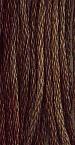 Gentle Art Sampler Threads - Dark Chocolate - Hand Over-dyed Floss-Gentle Art Sampler Threads - Dark Chocolate - Hand Over-dyed Floss