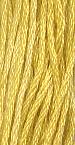 Gentle Art Sampler Threads - Ohio Lemon Pie - Hand Over-dyed Floss-Gentle Art Sampler Threads - Ohio Lemon Pie - Hand Over-dyed Floss