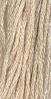 Gentle Art Sampler Threads - Shaker White - Hand Over-dyed Floss-Gentle Art Sampler Threads - Shaker White - Hand Over-dyed Floss