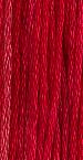 Gentle Art Sampler Threads - Geranium - Hand Over-dyed Floss-Gentle Art Sampler Threads - Geranium - Hand Over-dyed Floss