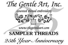 GENTLE ART SAMPLER THREADS