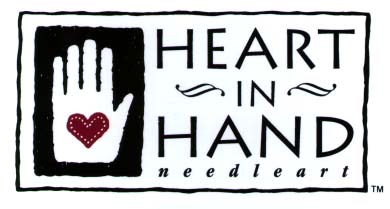 HEART IN HAND NEEDLEART