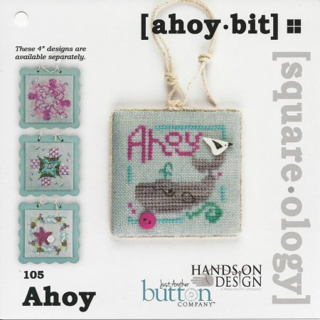 Hands On Design & Just Another Button Company - Square.ology - Ahoy - ahoy.bit