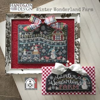 Hands On Design - Chalk on the Farm - Winter Wonderland