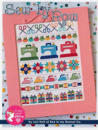 It's Sew Emma Stitchery - Sew By Row-Its Sew Emma Stitchery - Sew By Row, sewing, iron, fabric, quilting, crafts, cross stitch