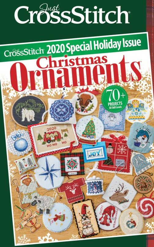 Just Cross Stitch - 2020 Special Holiday Issue-Just Cross Stitch - 2020 Special Holiday Issue, Christmas , cross stitch