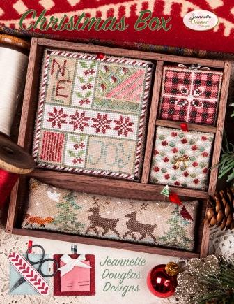 Jeannette Douglas Designs - Christmas Box-Jeannette Douglas Designs - Christmas Box