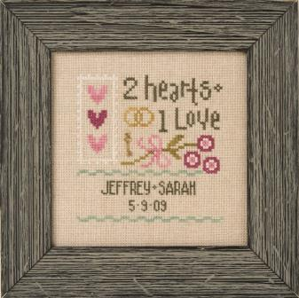 Lizzie Kate - A Little Wedding Kit-Lizzie Kate - A Little Wedding Kit, anniversary, love, wedding gifts, ring pillow,
