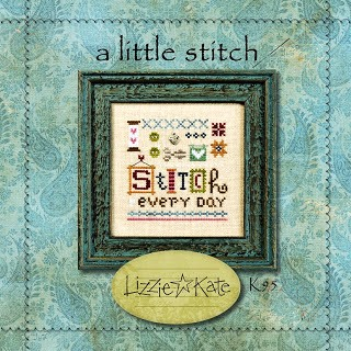 Lizzie Kate - A Little Stitch Kit-Lizzie Kate - A Little Stitch Kit, stitching, crafts,thimbles, threads, scissors, cross stitch