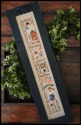 Little House Needleworks - Autumn ABC's